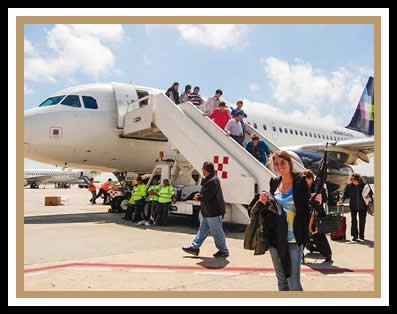 Arrival Cancun Transportation